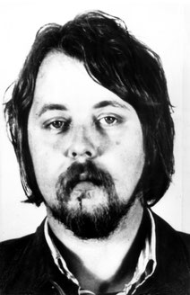 Polizeifoto Wilfried Böse 1975