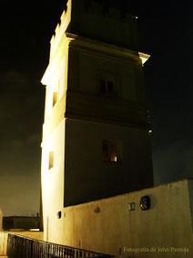 Torre mirador y antiguo telégrafo óptico
