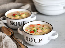Hauptgerichte (Suppen & Eintöpfe)