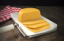 Ersatz für Käseprodukte