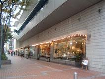 関内ホールスタジオドウーshop入口
