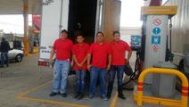 Equipo montacargas hidraulico para maniobras dificiles en sus fletes en Ecatepec