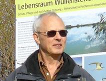Franz Zeller Vorsitzender LBV-Kreisgruppe Neu-Ulm