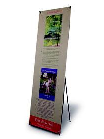 x banner plv graphiste imprimeur biscaflyer biscarrosse