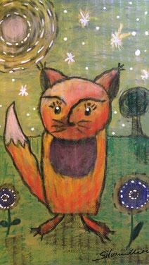 Illustration Kleiner Fuchs 1