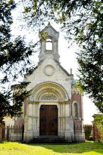 La chapelle funéraire de Villers-aux-Erables