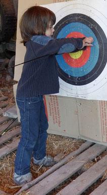 Découvrir le tir à l'arc