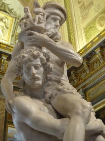 Rom, Galeria Borghese: Aenas und Anchises