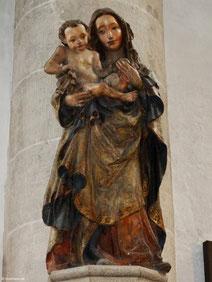 Buchenhüller Madonna, Dom, Eichstätt