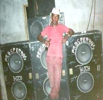 Prosperous Sound system Jamaica 1991