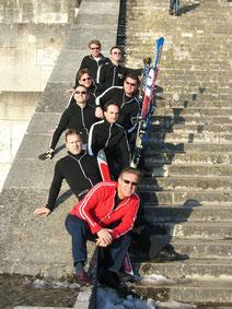 die skigötter auf der walhalla 2006