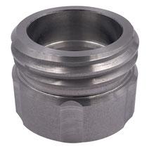 Adapter für 20L Kanister 54mm zu KA60 Serie Aluminium