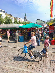 Farmers market (Grote markt)