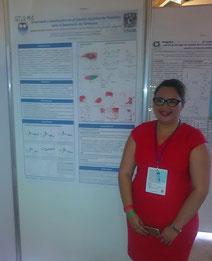 Bárbara Diaz. Diversidad y distribución en el espacio químico de péptidos para el desarrollo de fármacos.