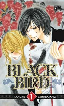 Manga de type Shôjo, Black Bird est du genre romantique et fantastique! Source: https://www.nautiljon.com/ mangas/black+bird.html