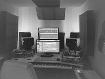 Mein Arbeitsplatz, Keyboards, Akustikelemente, Ambiente