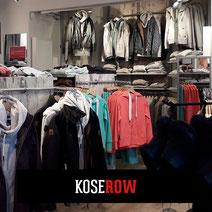 Store Outdoor OLE Koserow Eingang Kleidung Bekleidung