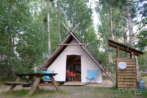 Nature Loire Valley - Glamping Campsite - Our eco-lodges
