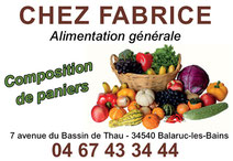 Chez Fabrice  Balaruc les bains