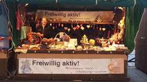 """Freiwilligen-Zentrum Augsburg - Weihnachtsmarkt  """"s'Weihnachtsplätzle"""""""
