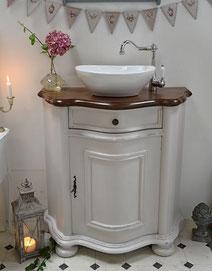 Waschbeckenunterschrank Landhausstil