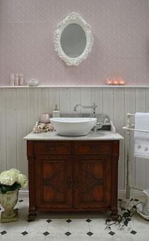 Marmor-Waschtisch Antik
