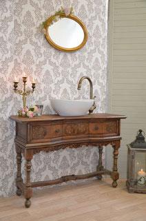 Eleganter Gründerzeit Waschtisch