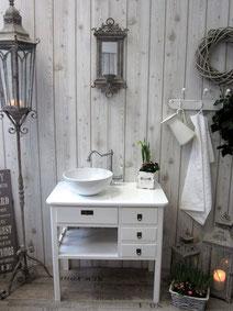 Waschtisch Vintage klein
