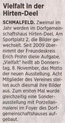 Segeberger Zeitung 07.11.2018