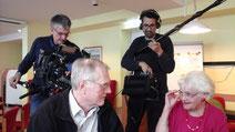 Hessische Rundfunk (HR) berichtet über das IZGS-Projekt Gescco  | Foto: ASB Mittelhessen
