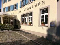 Ristorante Storchen La Cicogna Freiburg