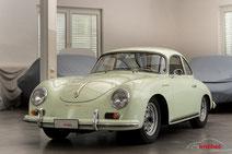 '59 Porsche 356 Coupe