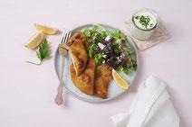 Geprüfte IN FORM-Rezepte, IN FORM, DGE, vegetarisch, vegetarisch kochen, vegetarisch essen, vegetarisches Essen, vegetarisches Rezept, vegetarische Küche, gesunde Ernährung, Ernährung, Gesundheit, Sellerieschnitzel, Sellerie, Schnitzel, Gemüse, Veggie