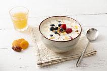 Geprüfte IN FORM-Rezepte, IN FORM, Blitzrezept, schnelles Rezept, einfaches Rezept, schnelle Zubereitung, schnell kochen, gesunde Ernährung, gesundes Essen, gesund essen, gesundes Rezept, Vollkornmüsli, Vollkorn, Müsli, Frühstück, gesundes Frühstück