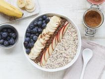 Geprüfte IN FORM-Rezepte, IN FORM, Blitzrezept, schnelles Rezept, einfaches Rezept, schnelle Zubereitung, schnell kochen, gesunde Ernährung, gesundes Essen, gesund essen, gesundes Rezept, Leinsamen, Pudding, Leinsamen-Pudding, gesundes Frühstück