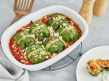 Mangoldröllchen, Mangold, gefüllter Mangold, Mangold gefüllt, gefülltes Gemüse, Gemüse, vegetarisch, vegetarische Rezepte, vegetarisch kochen, vegetarisch essen, vegetarisches Essen, gesunde Rezepte, gesunde Ernährung, gesund essen, gesundes Essen, Rezept
