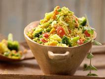 Geprüfte IN FORM-Rezepte, IN FORM, DGE, vegetarisch, vegetarisch kochen, vegetarisch essen, vegetarisches Essen, vegetarisches Rezept, vegetarische Küche, gesunde Ernährung, Ernährung, Gesundheit, Rucola-Pasta, Rucola, Pasta, vegetarische Pasta, Nudeln