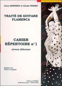 Tratado de la Guitarra Flamenca - Repertorio 1
