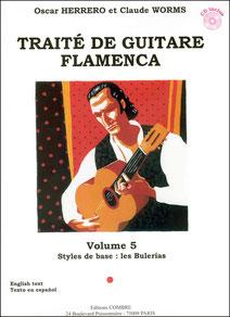 Tratado de la Guitarra Flamenca 5