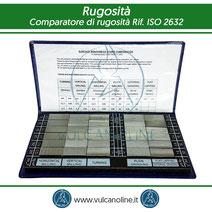 Comparatore di rugosita riferimento normativa ISO 2632