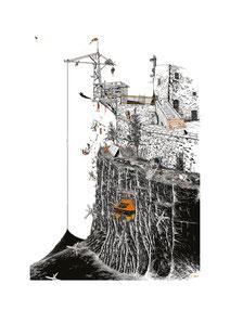David Magnou - Dessin - Biennale Art
