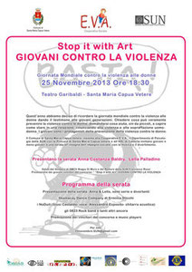"Concorso ""Stop It With Art"""