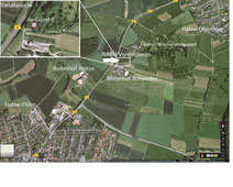 Powerde by: google Earth