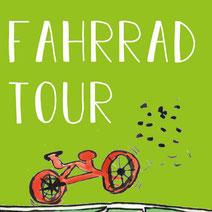 Link zu Info und Anmeldung der aktuellen Fahrradtour