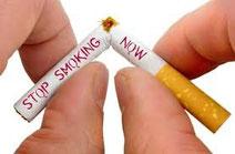 Raucher - Entwöhnung