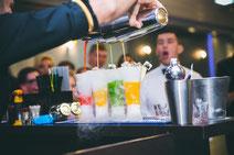 usługi barmańskie barman na wesele barmani na weselu drink bar