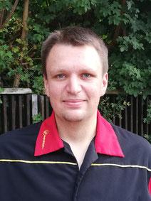 Pascal Witt (1. Vorsitzender)