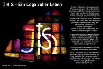 IHS - Ein Logo voller Leben