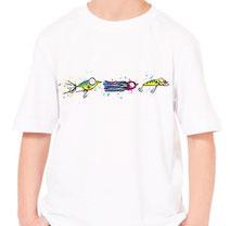 garçon pêche aux leurres