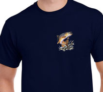 teeshirt pêcheur